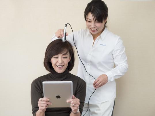 美髪研究 毛髪診断士があなたに合ったヘアケアをレクチャーします!の画像
