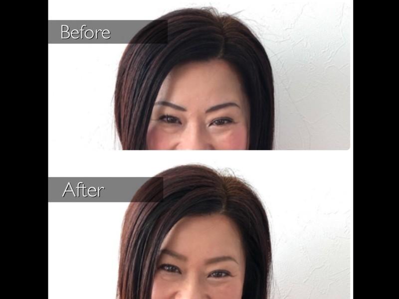 【素顔美人の第一歩は眉毛から】ふんわり美人眉1Dayレッスンの画像