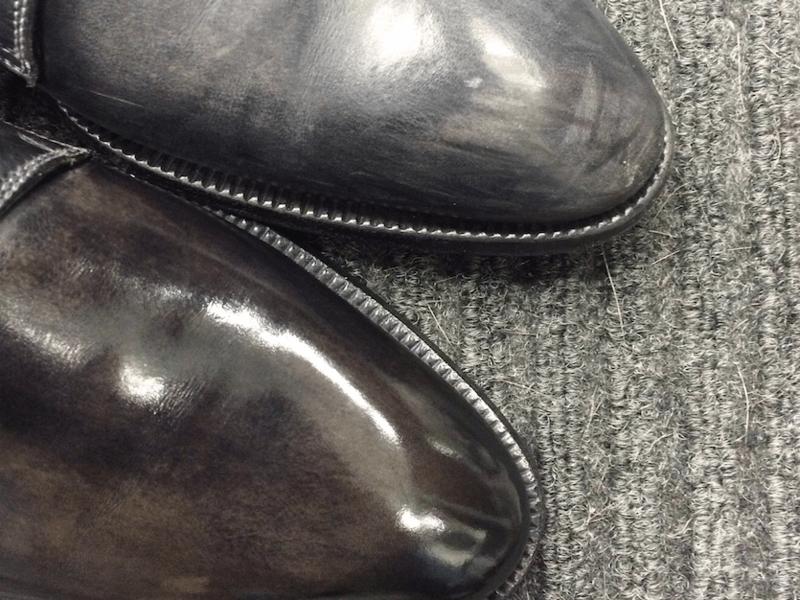 【マルイメン開催】ファッションの要は靴!〜靴磨きワークショップ〜の画像