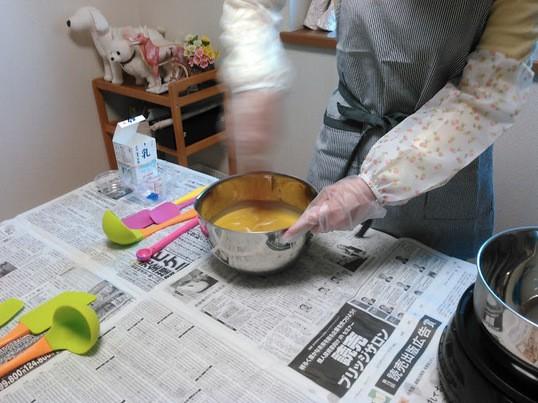 経験ゼロでも大丈夫!わんちゃんのための手作り石鹸【体験講座】の画像
