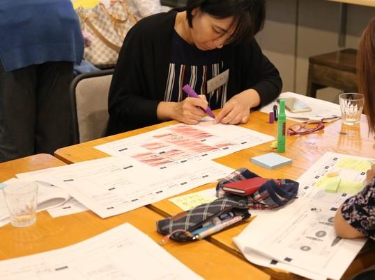 <あなたのビジネスモデルキャンバスを描こう!>入門講座の画像