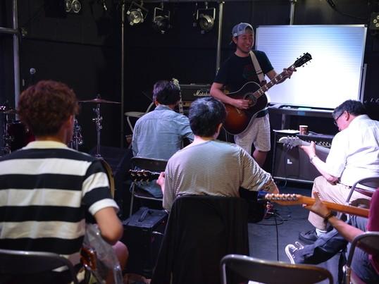 アコースティックギター弾き語りスキルアップワークショップの画像