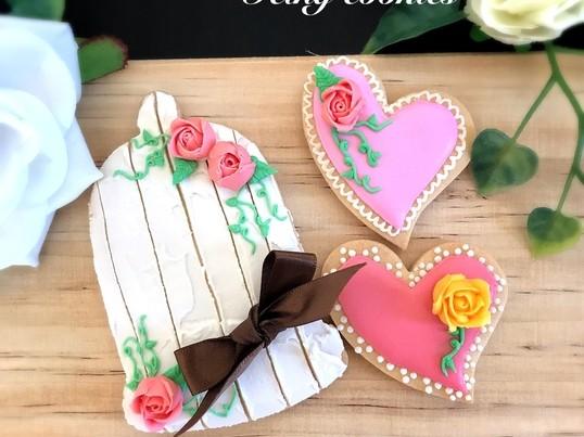 手作りで自分好みのアイシングクッキーをつくろう!の画像