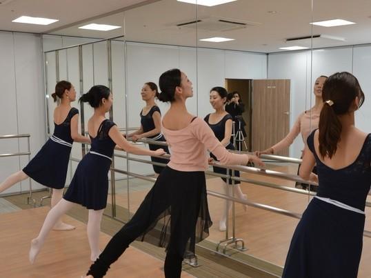 美しい姿勢とボディラインをつくる! Ballerina bodyの画像