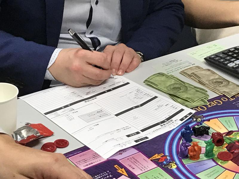 【女性主催】勧誘行為なし!お金の流れを学ぶキャッシュフローゲーム会の画像