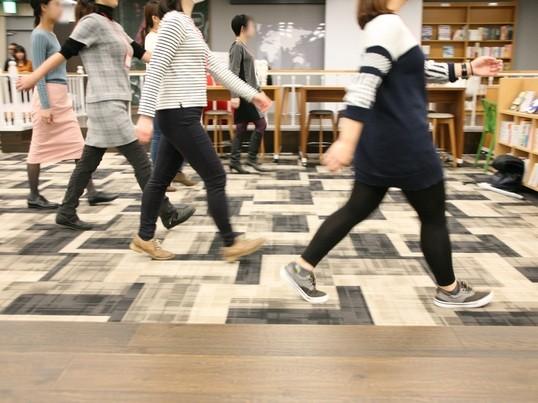 「人生は姿勢で決まる!」1ヶ月で美しい歩き方を手に入れる集中コースの画像