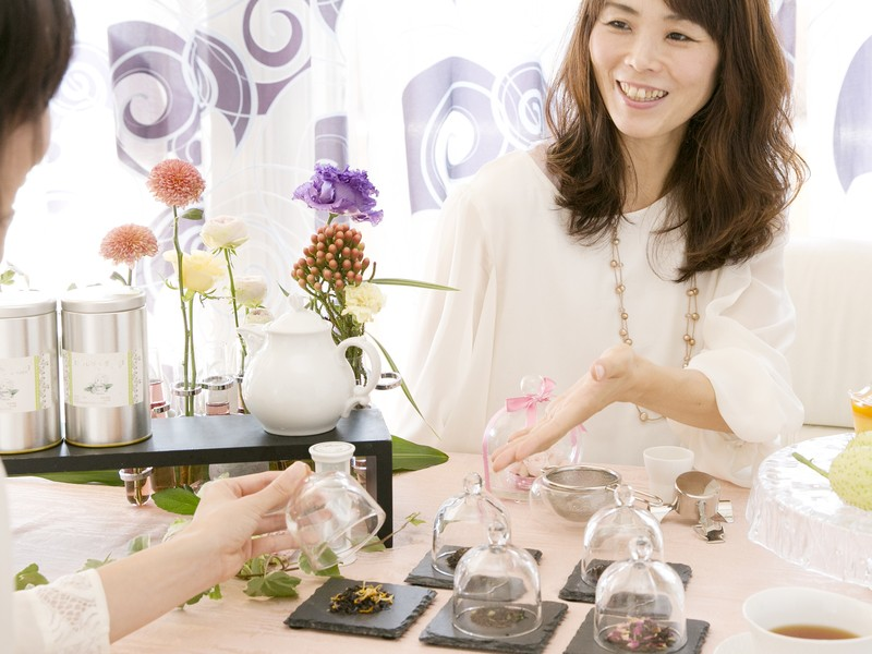 【京都紅茶教室】あなただけのティーレッスン【入門編】の画像