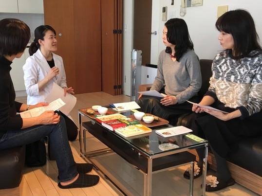 働く女性のための美肌・健康美を手に入れるお灸教室(女性限定)の画像