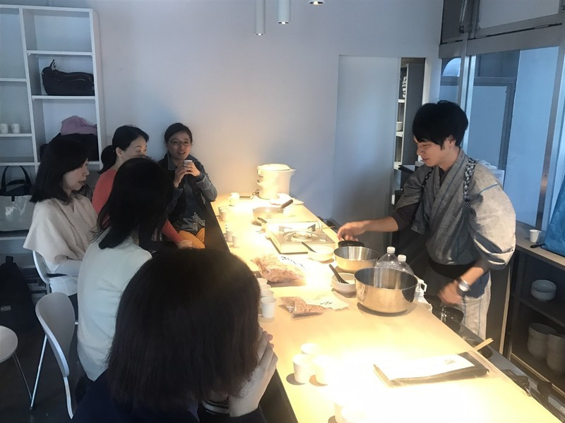 「地味だけどほっとする食べ方」和ごはん講座 〜味噌の会〜の画像