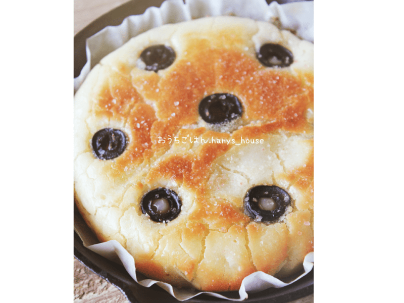 オーブンなんて必要ない!フライパンで作る米粉フォカッチャの画像
