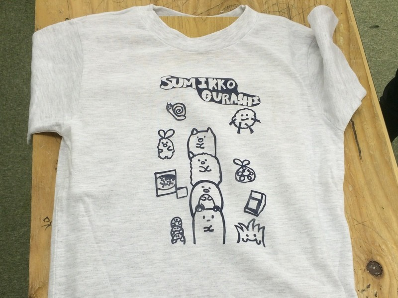 オリジナルのTシャツ・トートバッグを作ろう!の画像