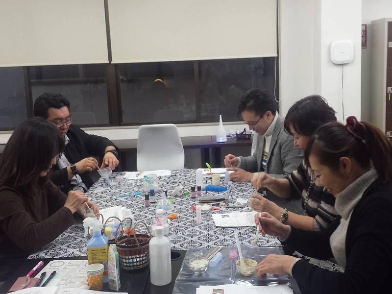 【リクエスト開催のみ】からだに優しい歯磨粉作り講座 アロマ クレイの画像