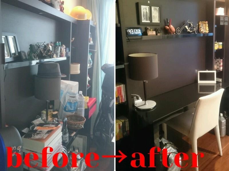 すぐ真似できる簡単収納〇整理収納が好きになる@池袋カフェの画像