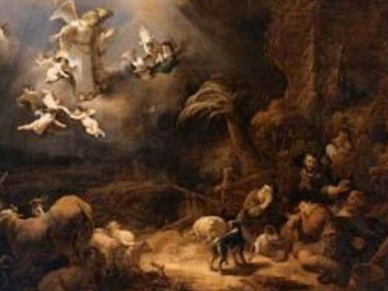 日本一やさしい宗教画解説 (新約聖書編)の画像