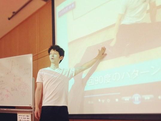 逆ストレッチ体験教室@神楽坂 13:30~16:00の画像