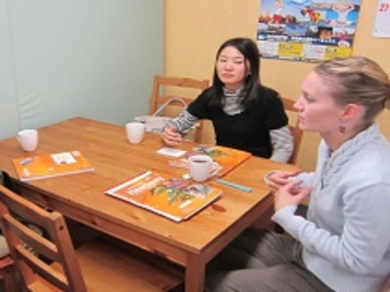 日本語原則禁止!英語環境で3時間で英語をスポンジのように吸収しようの画像
