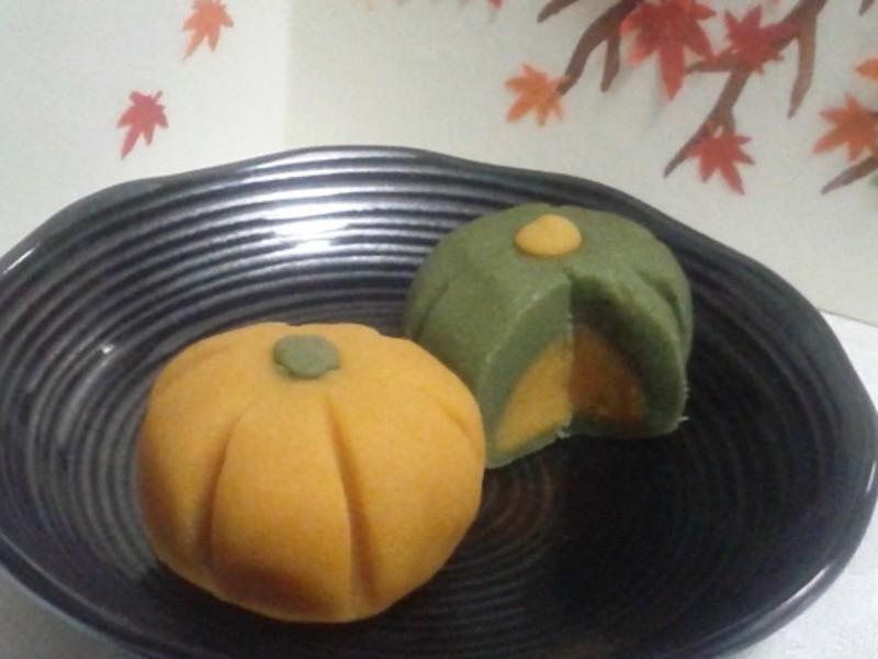 飾り巻きずしと和菓子で楽しくハロウィン!の画像
