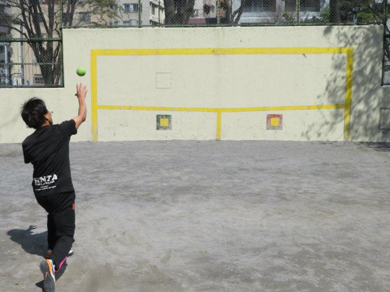 ボールの投げ方&キャッチボール講座(親子参加限定)の画像