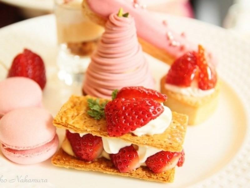 食べ物写真作家・中村美穂の写真講座 「おいしい写真を撮ろう」の画像