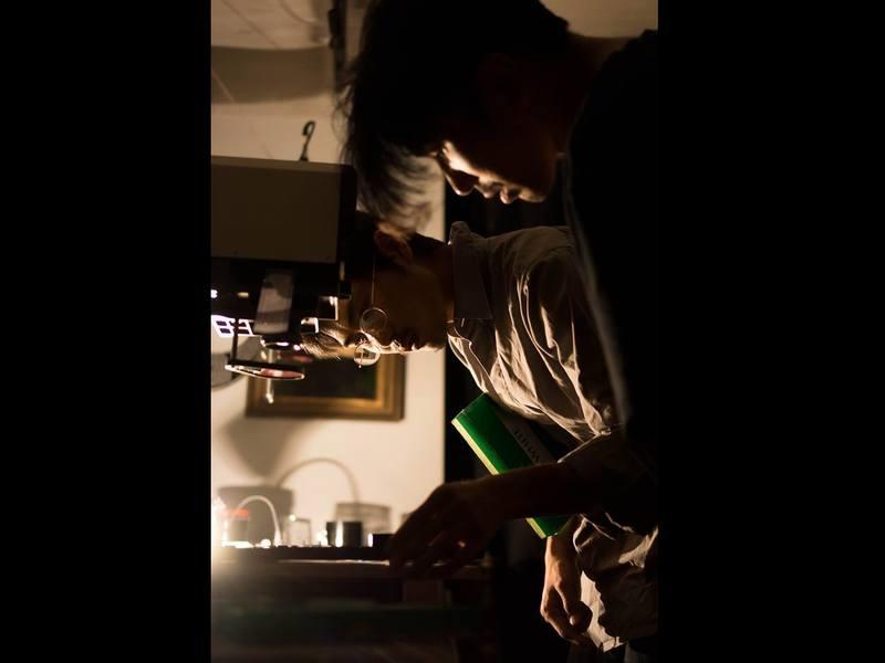 『 初心者歓迎!人生初めての暗室モノクロプリント』の画像