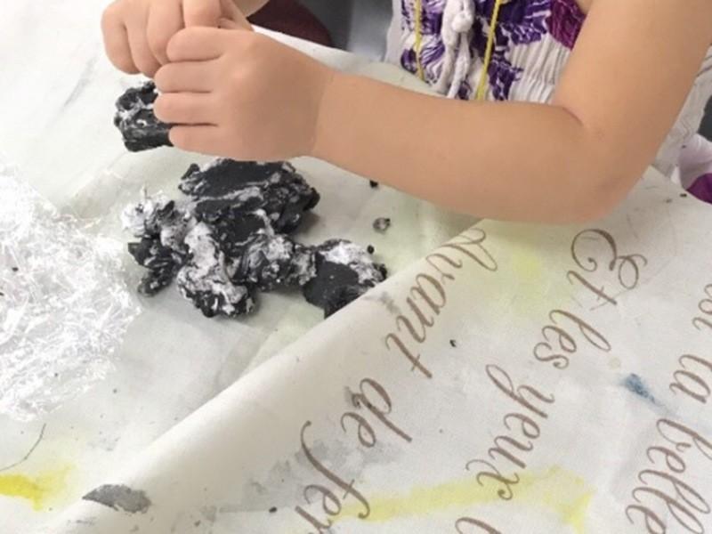 発見!色水実験ワタシ色を作ろう!色彩知育体験会の画像