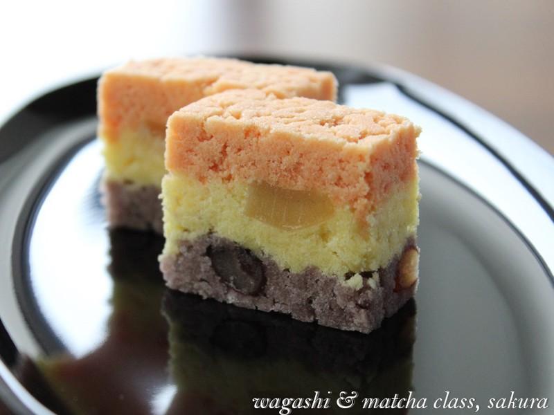 【和菓子作り】11月限定 深まる秋の和菓子を作ってみよう!の画像
