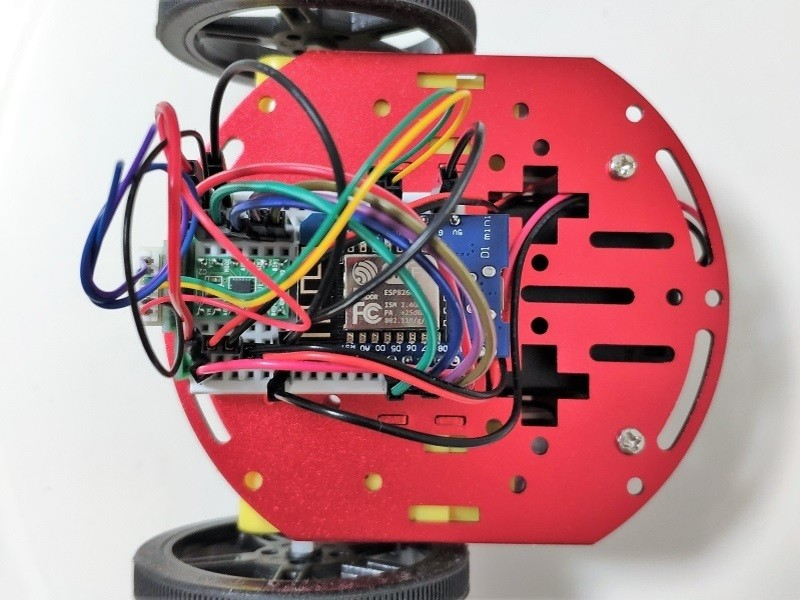 IoTロボット(スマホ操作)制作講座2(買い出し版)の画像