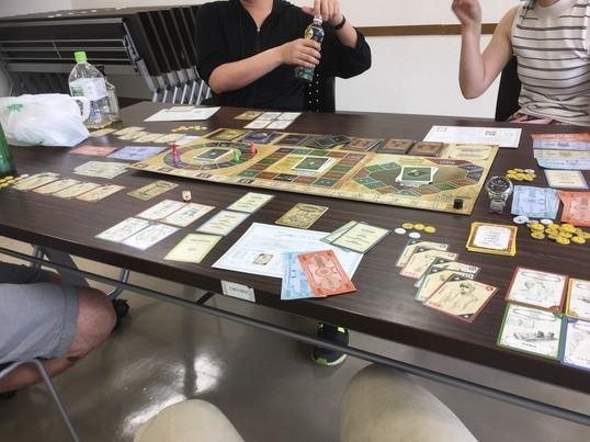7つの習慣ボードゲーム会の画像