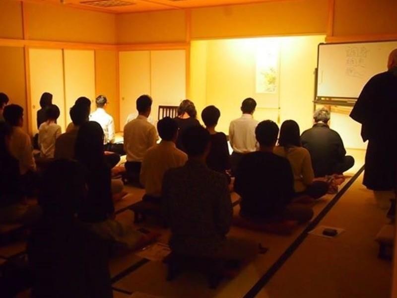 【ZEN~心を調える】COREDO禅セミナー&坐禅会の画像
