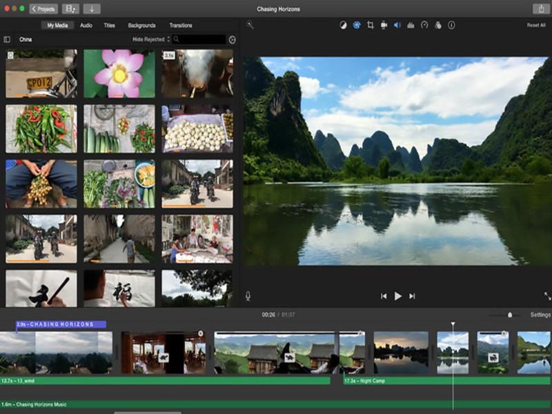 【個人レッスン】iMovieでオシャレに映像編集しよう!初心者向けの画像