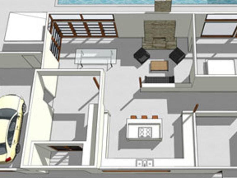 【大阪】【3Dモデリング】SketchUPカフェ[導入+実践編]の画像