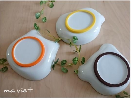 手作りベビー食器の画像