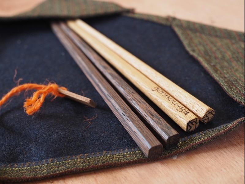マイ箸作りワークショップ|せと組子で有名な木工房玄翁屋が教えますの画像