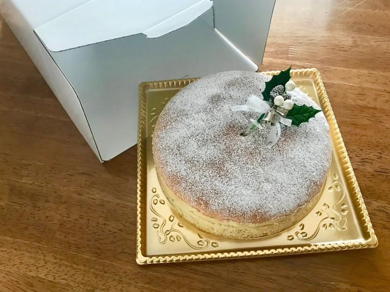 【初心者限定】スポンジケーキをマスターしよう!の画像
