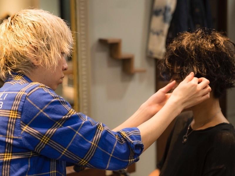 【男性限定】自分に似合うヘアセットを知ろう。の画像