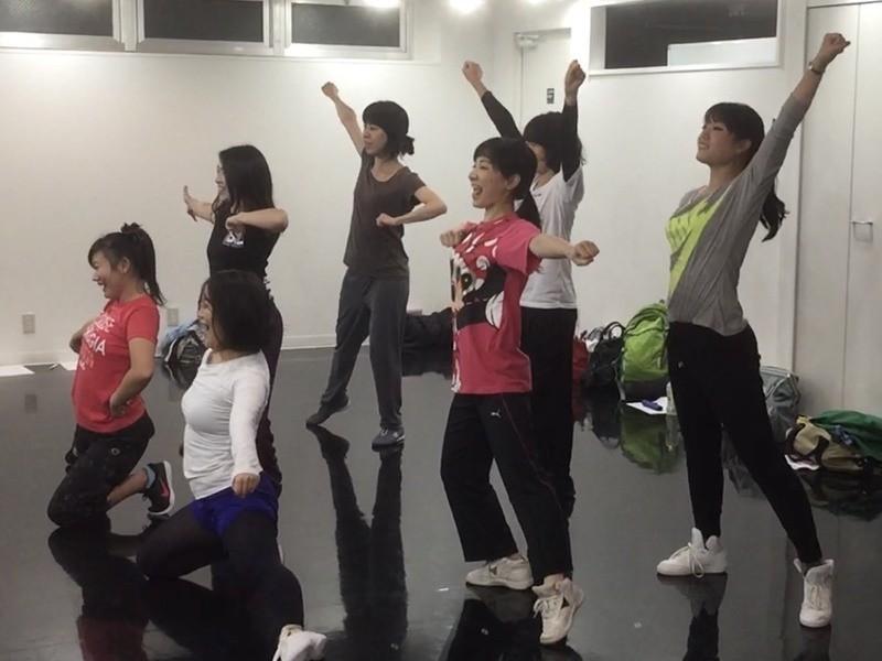 『チアダンス入門Ⅰ』講座の画像
