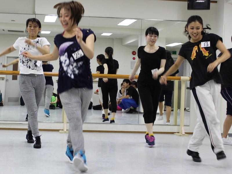 【流行りの楽曲で楽しく踊ろう!リズムダンス振付】の画像