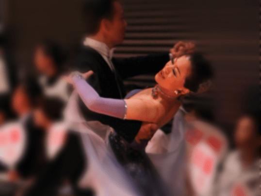 社交ダンス入門☆1回で踊れちゃうマンツーマンレッスンの画像