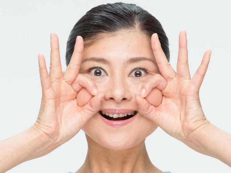 【初回体験】顔ヨガの画像