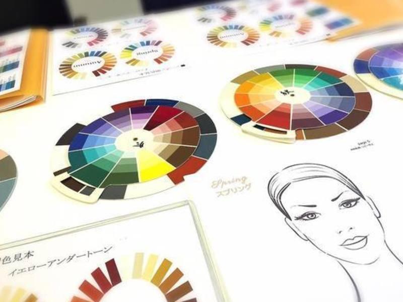 【書籍付】自分に似合うファンデ・コスメの色選び講座 in 大阪の画像
