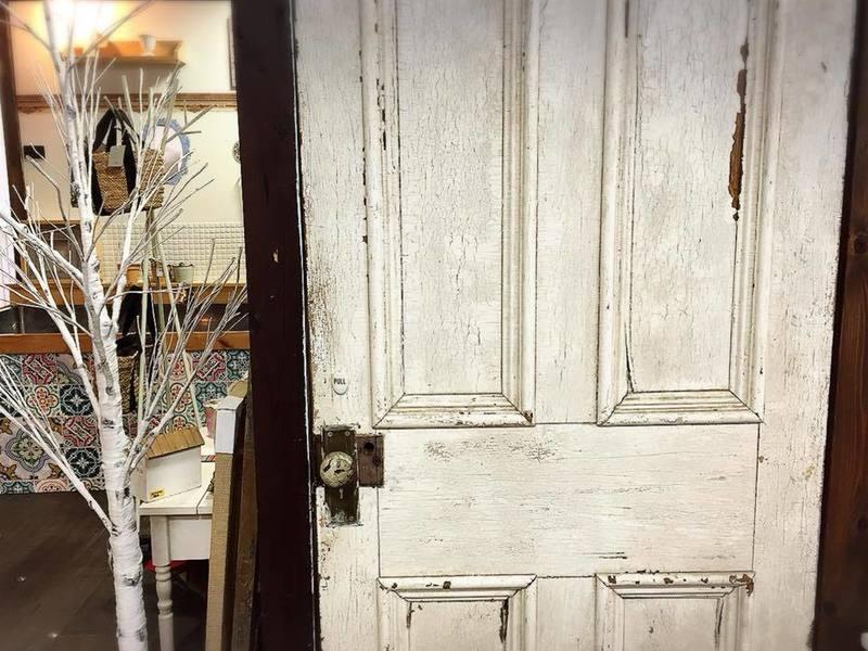 【全8回で3畳の小屋をDIYしよう!】⑥アンティーク風ドアをDIYの画像