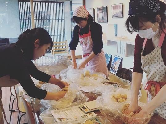 手作り味噌入門 第一弾 おからの味噌作りと発酵料理教室の画像