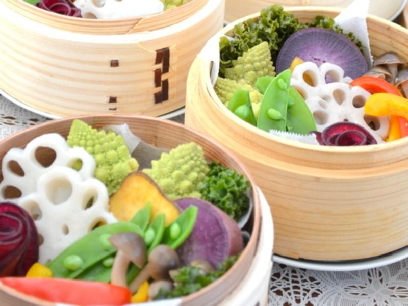 美味しい冬野菜でデトックス!ヘルシーベジ和食レッスンの画像