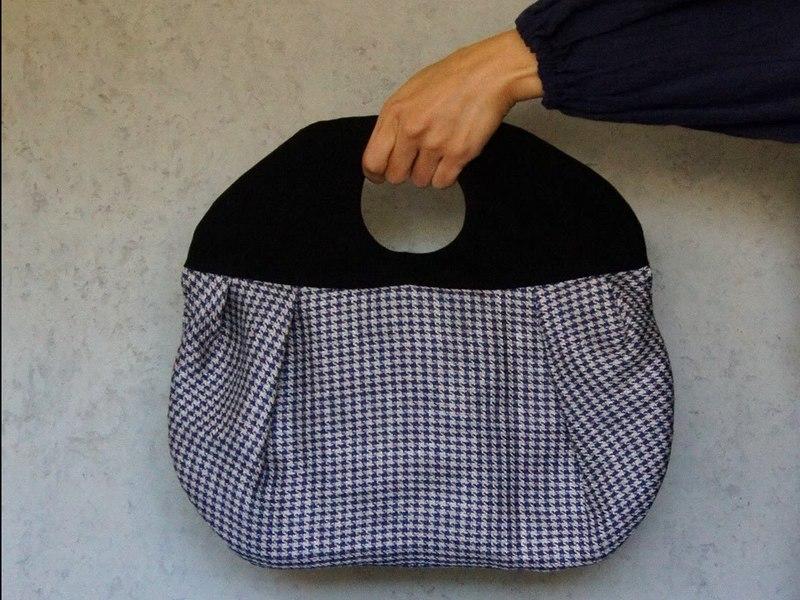 小さなワークショップ①|ポーランドリネンでつくるバッグの画像