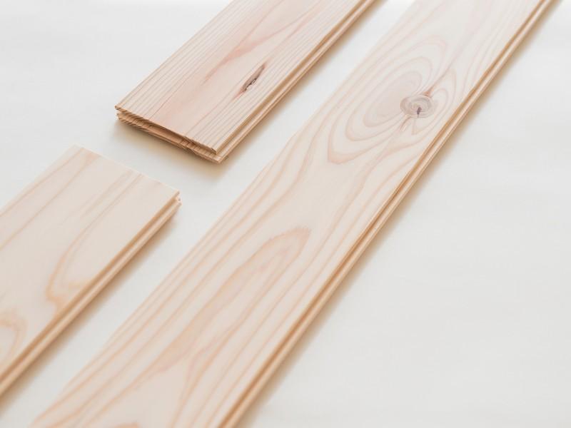 【床のリノベーション】木の香りに癒される無垢のフローリングをはるの画像