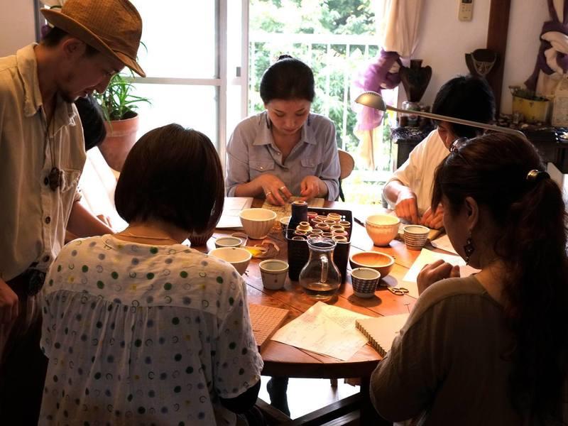 マクラメ編み講座バチカンペンダントヘットの画像