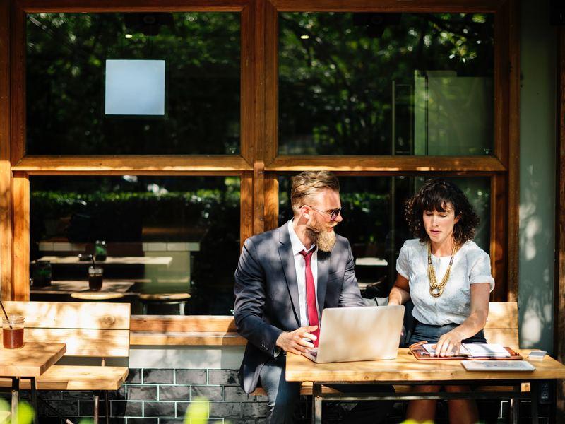 【Web集客の今すぐ使えるワンポイントが学べる】集客勉強カフェ会の画像