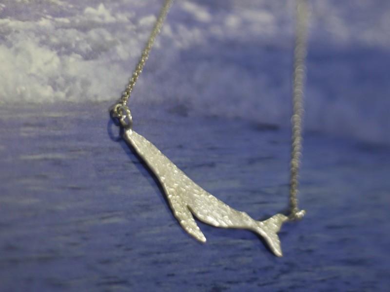 クジラのチャームを作ろう♪の画像