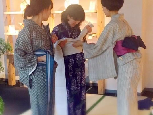 はじめての日本舞踊 ~京都の四季を踊る~の画像