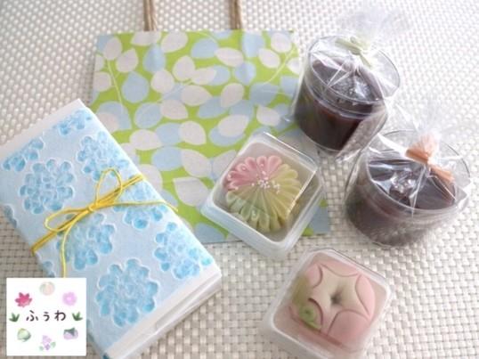 【6月】季節の和菓子づくり♪( ´▽`)♡の画像